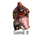 level 5 dragons clash of clans videos hog
