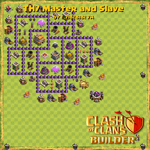 Clash of Clans Builder - Base Design Strategies and Base