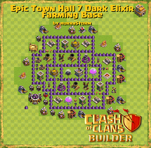 Clash Of Clans Builder Base Design Strategies And Plans