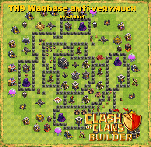 Clash Of Clans Lvl  Builder Base