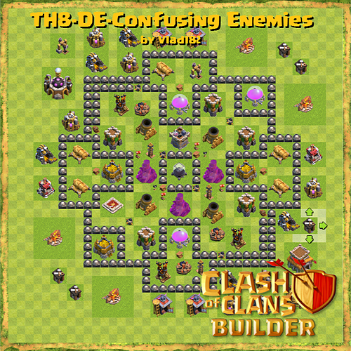 coc how to get master builder