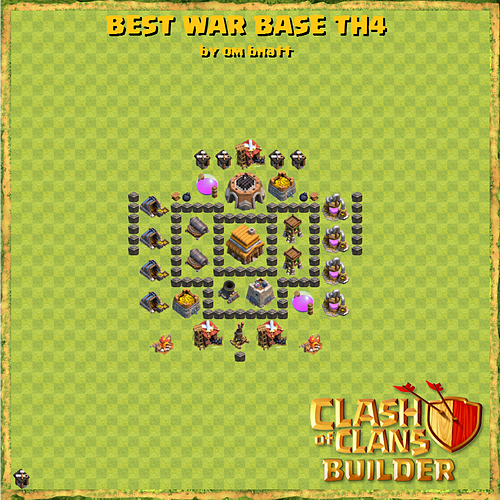 Highest Rated Plans - Clash of Clans Builder